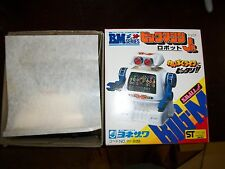 Yonezawa Big M Friction Drive Robot Battery Operated  Old Store Stock Japan