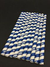 10x ABSOLUT Vodka Straws / Trinkhalme Papier Cocktail Bar Deko NEU NEW
