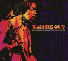 Machine Gun - Jimi Hendrix The Fillmore East 12/31/1969 (FIRST SHOW) CD NEW!