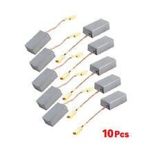 """5 Pair 9/16"""" x 5/16"""" x 1/5"""" Motor Carbon Brushes for Bosch Angle Grinder LW SZUS"""