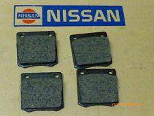 Original Nissan-Datsun 280ZX,Silvia Bremsbeläge hinten DD060-P6525,44060-P6525