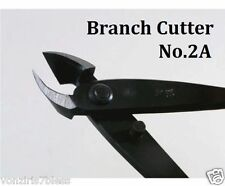 KANESHIN BONSAI TOOLS Black steel Concave (Branch) cutter No.2A made in Japan