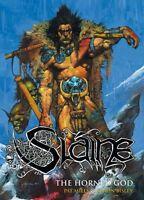 Slaine: The Horned God by Pat Mills 9781907519741 (Hardback, 2012)