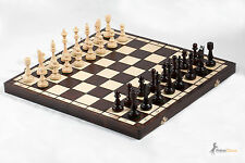 Brand New Club Style Wooden Chess Set 47cm x 47cm