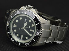Parnis deep sea dweller automatic watch cecamic bezel 47MM stainless steel watch