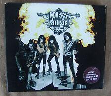 KISS Alive 35 2009 Concert Online OOP Ltd Edition CD Little Rock AR 10/29 10TRK