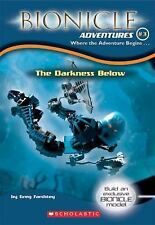 The Darkness Below (Bionicle Adventures #3), Greg Farshtey, Good Book