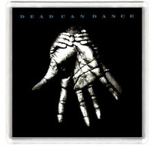 DEAD CAN DANCE - INTO THE LABYRINTH LP COVER FRIDGE MAGNET IMAN NEVERA