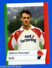 CALCIO FLASH '92 Lampo - Figurina-Sticker n. 33 - MACCOPPI - BARI -New
