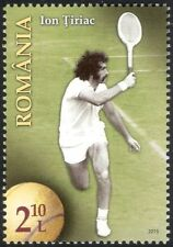 Romania 2015 Ion Tiriac/Tennis/Sports/Games/People/Sportsmen 1v (n44615)
