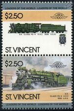 1926 SR Class PS4 4-6-2 Southern Railway PS-4 Train Stamps / LOCO 100