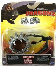 Dragons How to tame your Figures Set Battle Pack - Toothless vs. Catcher