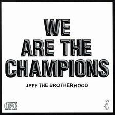 We Are the Champions by JEFF the Brotherhood (CD, Jun-2011, Infinity Cat)