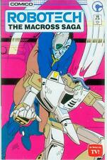 Robotech: The Macross Saga # 10 (USA, 1986)