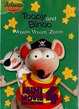 NEW DVD // TREEHOUSE // TOOPY AND & BINOO // VROOM VROOM ZOOM // MINI MOVIE #4