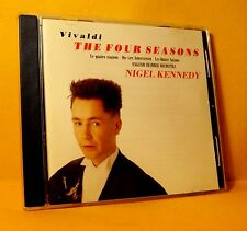 CD Nigel Kennedy Vivaldi The Four Seasons 12TR 1989 English Chamber Classical