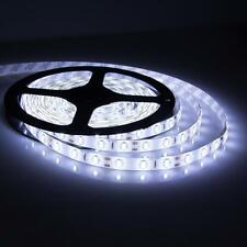 Waterproof 5M 300 Leds 5630 Cool White Super Bright LED Strip SMD Light 12V DC