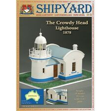 Shipyard 56: faro crowdy Head 1:87 (ho)