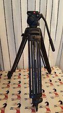 MANFROTTO Tripod 525MVB + Tete 501HDV