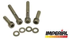 RENAULT CLIO-inoxydable capot moteur bolt kit-convient 172, 182, sport, coupe