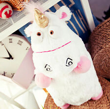 """22"""" Big Despicable Me Agnes Fluffy Unicorn Soft Plush Doll Toy Pillow Gifts New"""