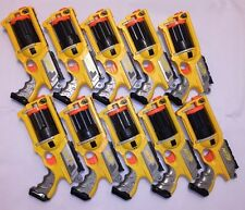 LOT Of 10 NERF N-STRIKE MAVERICK REV-6 Dart Gun Blaster Party Pack