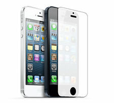 White Anti Spy Anti-Spy Privacy Screen Film Protector For iPhone 5 5G 5S
