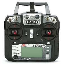 Flysky FS-i6X 2.4GHz 10CH AFHDS 2A RC Transmitter With X6B i-BUS Receiver Mode 2