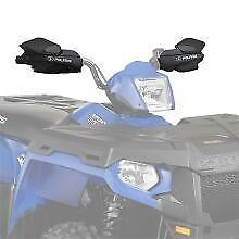 Polaris New OEM ATV Sportsman Hand Brush Wind Guard And Mount Kit BLACK  Touring