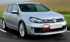 VW GOLF VI GTD GTI 09-13 NEW GENUINE FRONT BUMPER TOW HOOK COVER CAP 5K0807241A