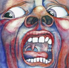 KING CRIMSON CD - IN THE COURT OF THE CRIMSON KING [REMASTERED](2004) - NEW