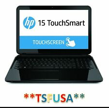 "HP 15-d020nr 15.6"" Touchscreen AMD Quad A4 4GB 500GB ~ Sealed, OPT. WIN 10"