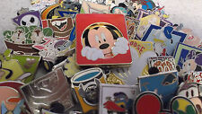 Lot Of 100 Disney Trading Pins_No Doubles_Free 1-4 Day Priority Shipping
