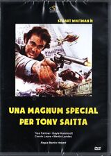 UNA MAGNUM SPECIAL PER TONY SAITTA (1971 Alberto De Martino) DVD NUOVO