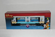 lionel #82914 Disney Operating  Aquarium Car
