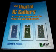 The Digital IC Gallery - All You Need to Know about TTL & CMOS Devices - 1999