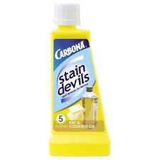 Carbona Stain Devils 5 Fat & Cooking Oil Stain Remover 1.7 oz