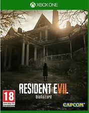 RESIDENT EVIL 7: BIOHAZARD - XBOX ONE - NEW & SEALED - IN STOCK NOW!