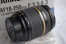 für Nikon AF Tamron 18-250mm F/3,5-6.3, LD Di II, built-in AF-motor, OVP