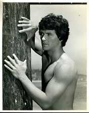 """Patrick Duffy The Man From Atlantis Contact Enlargement 8x10"""" Photo #Z804"""