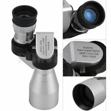 BUSHNELL Pocket 8 X 20 mm Outdoor Mini Compact Monocular Telescopes Focus Adjust