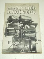 MODEL ENGINEER #2681 VOL 107, OCTOBER 9TH 1952