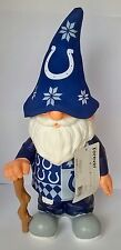 "Indianapolis Colts NFL Ugly Sweater Jersey Hat Team 12"" Gnome"