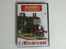 RIVAROSSI - DVD Gr. 740 FS FRA MODELLISMO E REALTA' - HO