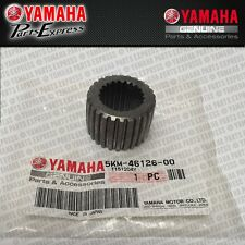 NEW YAMAHA GRIZZLY RHINO 450 550 660 700 OEM DRIVESHAFT COUPLING 5KM-46126-00-00