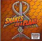 Snakes On A Plane : The Album Original Soundtrack CD,BRAND NEW AND SEALED