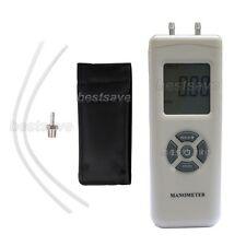 LCD Digital Manometer Differential Air Pressure Meter/Gauge kPa Tool ±2Psi B0400