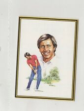 #13 Seve Ballesteros - Ryder Cup 89 Golf Collector Card