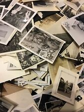BIG LOT:25+,OLD PHOTOS,OTHER PEOPLES PICTURES,MIXED,PERFECT FOR ARTISTS,#25+