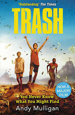 Trash by Andy Mulligan (Paperback, 2015) New Book